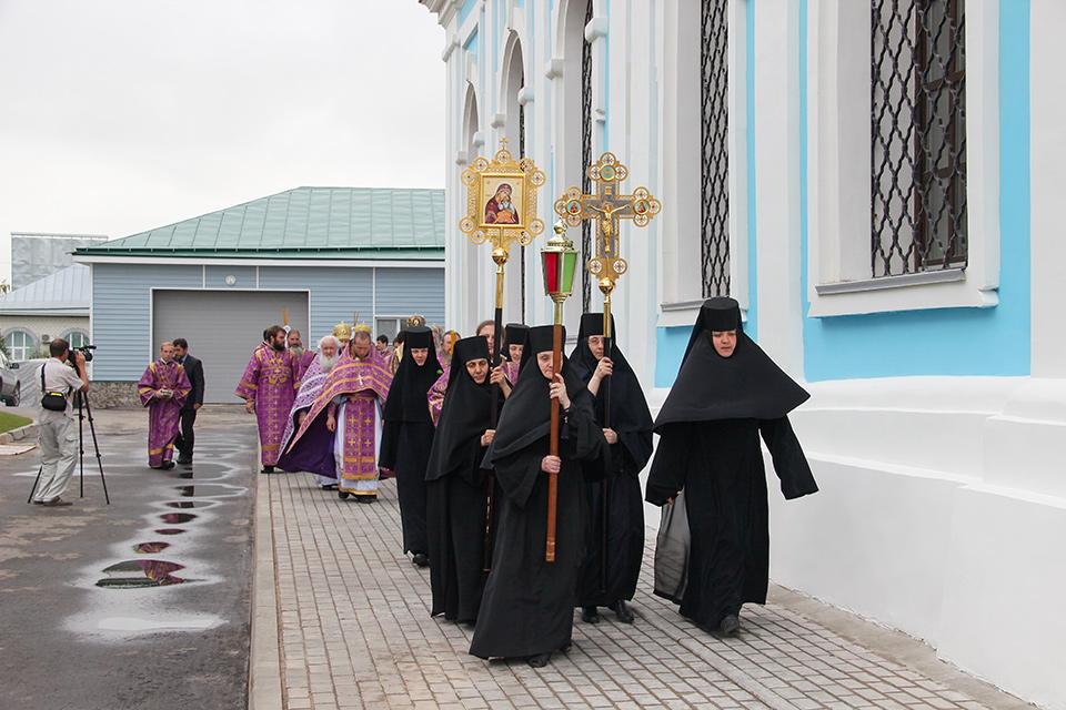 Как остановиться на арзамасском подворье дивеевского монастыря