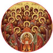 21 ноября Православная Церковь празднует Собор Архистратига Михаила и прочих Небесных Сил бесплотных