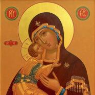 8 сентября Православная Церковь совершает празднование Владимирской иконе Божией Матери