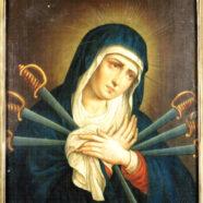26 августа – день особого почитания иконы Божией Матери, именуемой «Семистрельная»