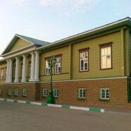 Воспитанники воскресной школы поздравили с Рождеством членов общества инвалидов