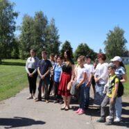 Экскурсия в «Болдино» для юных экскурсоводов