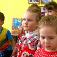 Занятия в Арзамасском православном детском саду