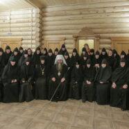 Митрополит Георгий посетил арзамасский Свято-Николаевский женский монастырь