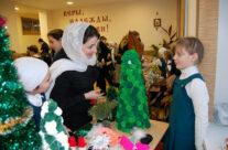 В Арзамасской православной гимназии прошла Рождественская ярмарка
