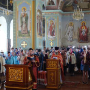 9 мая 2018 года в храмах благочиния Арзамаса молитвенно помянули воинов, павших в Великой Отечественной войне.