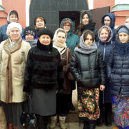 Участники проекта «Отрада и утешение» совершили паломническую поездку в Санаксарский монастырь