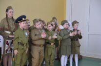 В Арзамасской православной гимназии стартовали общегимназические военно-спортивные соревнования «Зарница»