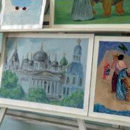Итоги благочиннического этапа детского изобразительного творчества «Дети иллюстрируют православную книгу».