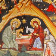 Рождественское поздравление митрополита Нижегородского и Арзамасского Георгия