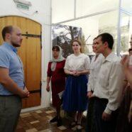 Экскурсия по Музею для участников проекта «Горлица»