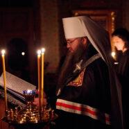 Митрополит Георгий совершил иноческий постриг насельницы арзамасского Свято-Николаевского женского монастыря