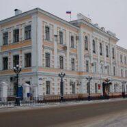 В работе заседания оргкомитета по подготовке празднования 75-летия Победы принял участие иерей Сергий Соловьев.