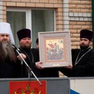 В арзамасскую воинскую часть по благословению Патриарха Московского и всея Руси Кирилла передана икона