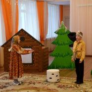 Учащиеся Арзамасской православной гимназии провели тематическое занятие для воспитанников православного детского сада