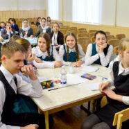 Учащиеся Арзамасской православной гимназии приняли участие в VII Серафимовские детские и юношеские