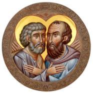 12 июля Православная Церковь празднует память святых славных и всехвальных первоверховных апостолов Петра и Павла