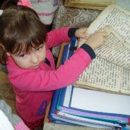 В Воскресной школе Владимирского храма прошли уроки, посвященные Дню православной книги