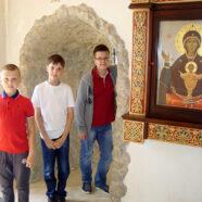 Воспитанники воскресной школы Владимирского храма совершили паломничество в Троице-Сергиеву лавру