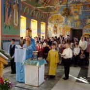 Молебен перед началом учебного года совершен для воспитанников Воскресной школы Владимирского храма