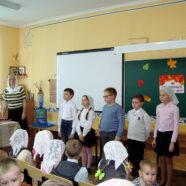 В воскресной школе при Владимирском храме состоялось первое в новом учебном году открытое мероприятие