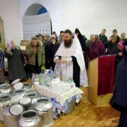 Праздник Крещения Господня встретили в Арзамасской воспитательной колонии