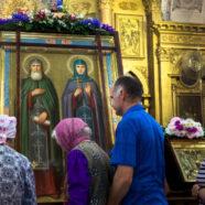 8 июля 2018 года Русская православная церковь отмечает память святых благоверных князя Петра и княгини Февронии, Муромских чудотворцев.
