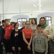 В преддверии Дня защиты детей воспитанники старшей группы Воскресной школы при Воскресенском соборе посетили музей Русского патриаршества.