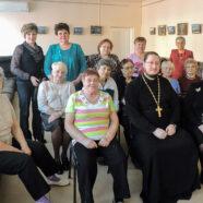 Сотрудники социального отдела благочиния посетили Центр социального обслуживания граждан пожилого возраста и инвалидов