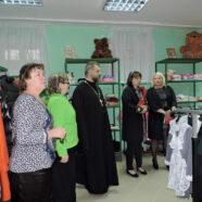 В Арзамасе открылось второе помещение гуманитарного склада