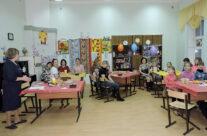 В благочинии прошла встреча многодетных семей «Совет да любовь»