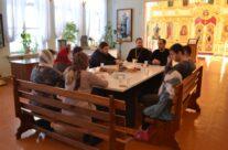 В «Православной школе трезвости» состоялась первая лекция