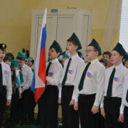 Военно-спортивные соревнования «Зарница» прошли в Арзамасской православной гимназии
