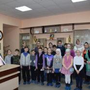 Экскурсия в музей с воспитанниками воскресной школы.