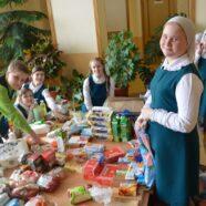 В Арзамасской православной гимназии успешно завершена социальная акция «Сделай подарок ближнему» в рамках проекта миссионерской деятельности гимназии.