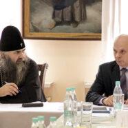 Митрополит Георгий провел совещание, посвященное развитию церковной жизни Арзамаса