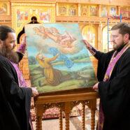 В Свято-Николаевский монастырь Арзамаса после реставрации возвращена старинная икона