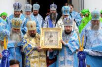 В Арзамасе продолжились торжества, по случаю обретения чтимой иконы Божией Матери «Достойно есть»