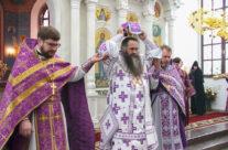 На Арзамасском подворье Дивеевского монастыря состоялось освящение Смоленской церкви