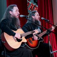 Концерт «Встреча с Богом» дуэта «Братцы» в Арзамасе. 17.02.2015