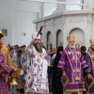 Освящение Смоленской церкви в Арзамасе