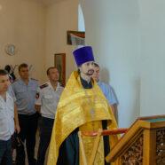 В День Госавтоинспекции благодарственный молебен совершен в Иоанно-Богословской церкви Арзамаса