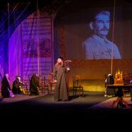 В Арзамасе состоялась премьера спектакля, посвященного Патриарху Сергию (Страгородскому)