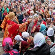 В Арзамасе встретили престольный праздник центрального храма благочиния