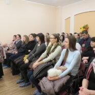 Арзамас посетила православный педагог-психолог Влада Владимировна Воскресенская