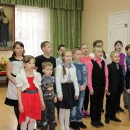 Пасхальный праздник прошел в объединенной воскресной школе благочиния