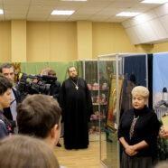 В Арзамасе состоялось официальное открытие выставки «Воскресенский собор – жемчужина России»