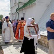 Престольный праздник встретили в Иоанно-Богословском храме Арзамаса