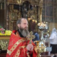 В  Воскресенском соборе совершен молебен равноапостольным Мефодию и Кириллу