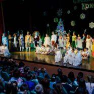 Рождественское представление «Просто Золушка»